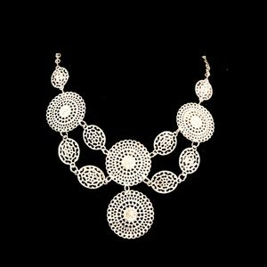"""Charming Charlie Jewelry - Charming Charlie 18"""" filigree Necklace NWT"""